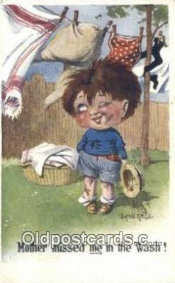 xrt148030 - No 1458 Artist McGill, Donald Postcards Post Cards Old Vintage Antique