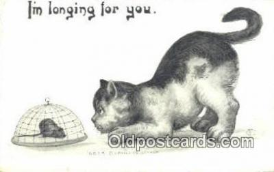 Artist Frederick Cavally Postcard Post Card