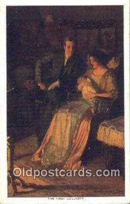 xrt171036 - Series 275 Artist Dewey, Alfred James Postcards Post Cards Old Vintage Antique