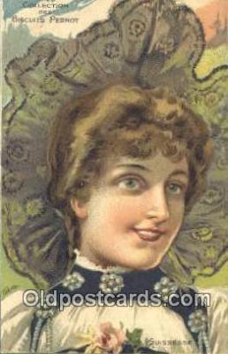 xrt174002 - Biscuits Pernot Artist Tamagno Postcards Post Cards Old Vintage Antique