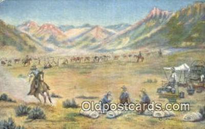 xrt184143 - No. 14 Artist L.H. Larson Postcards Post Cards Old Vintage Antique