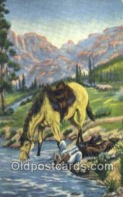 xrt184175 - No. 5 Artist L.H. Larson Postcards Post Cards Old Vintage Antique