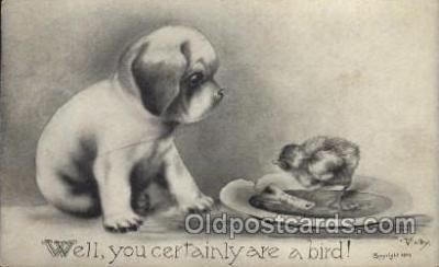 xrt214025 - Artist Signed Vincent V. Colby (United States) Postcard Postcards
