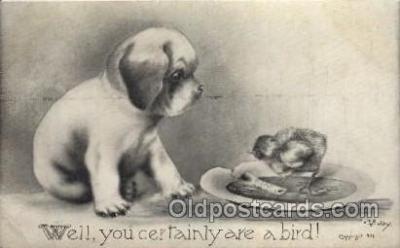 xrt214043 - Artist Signed Vincent V. Colby (United States) Postcard Postcards