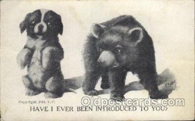 xrt214051 - Artist Signed Vincent V. Colby (United States) Postcard Postcards