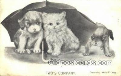 xrt214070 - Artist Vincent Colby Postcard Post Card Old Vintage Antique