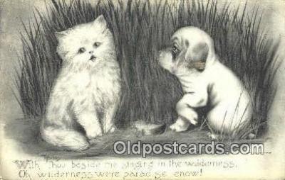 xrt214080 - Artist Vincent Colby Postcard Post Card Old Vintage Antique