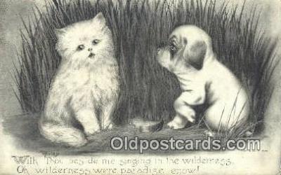 xrt214082 - Artist Vincent Colby Postcard Post Card Old Vintage Antique