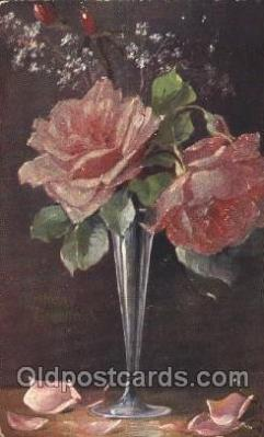 xrt233010 - Artist Signed Mary Golay Postcard Postcards