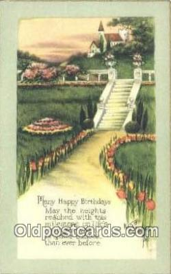 Artist Kathryn Elliott Postcard Post Card