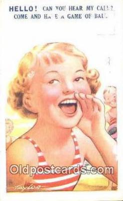 xrt267032 - Artist Arnold Taylor Postcard Post Card Old Vintage Antique