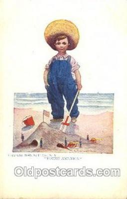xrt269053 - Artist Signed Bernhardt Wall, Postcard Postcards