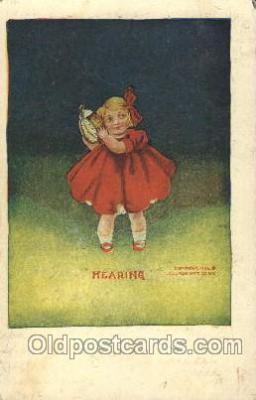 xrt269072 - Artist Signed Bernhardt Wall, Postcard Postcards