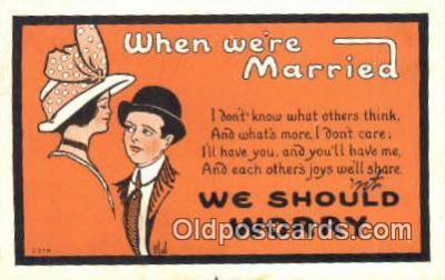xrt269124 - Artist Bernhardt Wall Postcard Post Card Old Vintage Antique