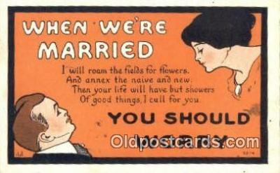 xrt269125 - Artist Bernhardt Wall Postcard Post Card Old Vintage Antique