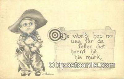 xrt269154 - Artist Bernhardt Wall Postcard Post Card Old Vintage Antique