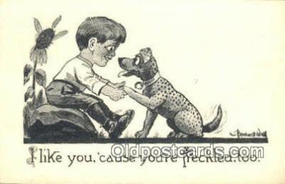 xrt269158 - Artist Bernhardt Wall Postcard Post Card Old Vintage Antique
