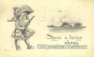 xrt269159 - Artist Bernhardt Wall Postcard Post Card Old Vintage Antique