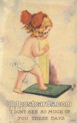 xrt269178 - Artist Wall, Bernhardt Postcard Post Card Old Vintage Antique
