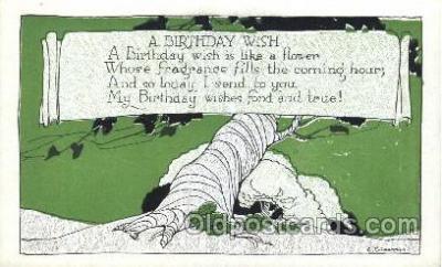 xrt272023 - Artist Signed Weaver, Postcard Postcards