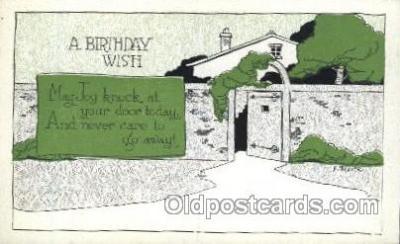 xrt272048 - Artist Signed Weaver, Postcard Postcards