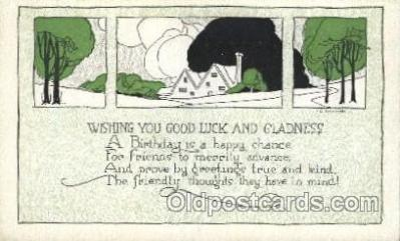 xrt272049 - Artist Signed Weaver, Postcard Postcards