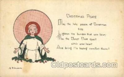 xrt272062 - Artist Signed Weaver, Postcard Postcards
