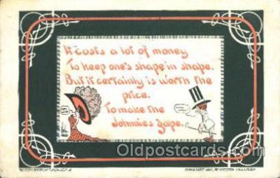xrt273011 - Artist Signed Walter Wellman Postcard Postcards