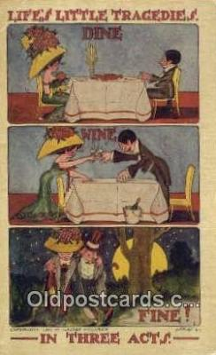 xrt273056 - Artist Wellman, Walter Postcard Post Card Old Vintage Antique