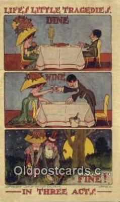 xrt273057 - Artist Wellman, Walter Postcard Post Card Old Vintage Antique