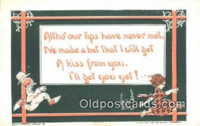 xrt273129 - Artist Walter Wellman Postcard Post Card Old Vintage Antique