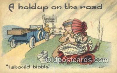 xrt275020 - Artist Witt Postcard Post Card Old Vintage Antique