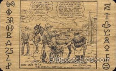 xrt276001 - J.R. Williams Artist Signed Jr. Williams Postcard Postcards