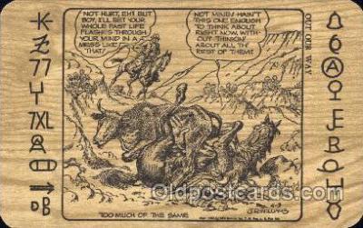 xrt276016 - J.R. Williams Artist Signed Jr. Williams Postcard Postcards