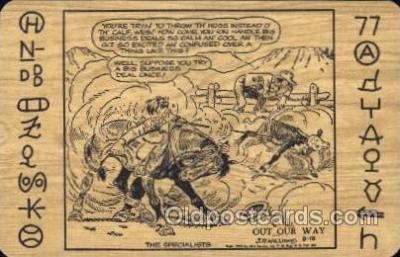 xrt276018 - J.R. Williams Artist Signed Jr. Williams Postcard Postcards