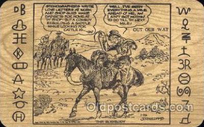 xrt276023 - J.R. Williams Artist Signed Jr. Williams Postcard Postcards