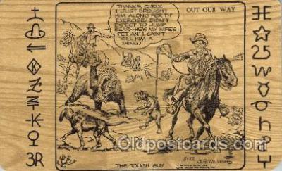 xrt276024 - J.R. Williams Artist Signed Jr. Williams Postcard Postcards
