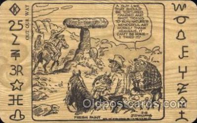 xrt276027 - J.R. Williams Artist Signed Jr. Williams Postcard Postcards