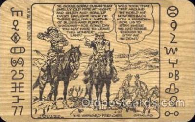 xrt276031 - J.R. Williams Artist Signed Jr. Williams Postcard Postcards