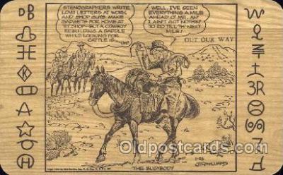 xrt276039 - J.R. Williams Artist Signed Jr. Williams Postcard Postcards