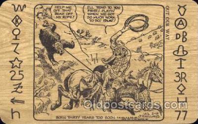xrt276040 - J.R. Williams Artist Signed Jr. Williams Postcard Postcards