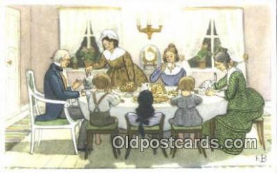 xrt280004 - Artist Elsa Beskow Postcard Post Card Old Vintage Antique Series # 1