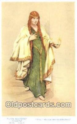 xrt281001 - Artist Marjorie Bates Postcard Post Card Old Vintage Antique