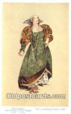 xrt281005 - Artist Marjorie Bates Postcard Post Card Old Vintage Antique