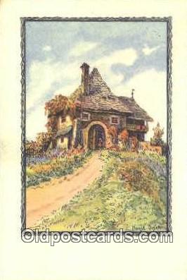xrt283005 - Artist Konst Busek Postcard Post Card Old Vintage Antique