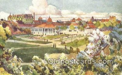 xrt286009 - Artist Karel Cerny Postcard Post Card Old Vintage Antique Series # 2103