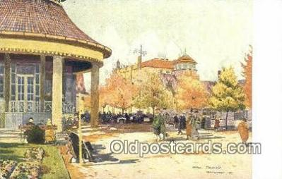 xrt286012 - Artist Karel Cerny Postcard Post Card Old Vintage Antique Series # 2105