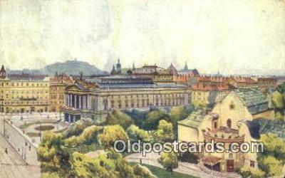 xrt286013 - Artist Karel Cerny Postcard Post Card Old Vintage Antique Series # 2091