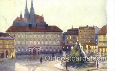 xrt286015 - Artist Karel Cerny Postcard Post Card Old Vintage Antique Series # 2098