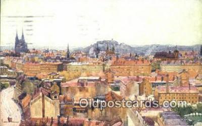 xrt286017 - Artist Karel Cerny Postcard Post Card Old Vintage Antique Series # 2100